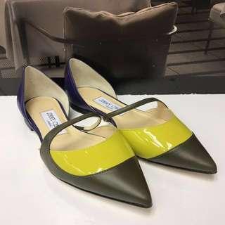 全新 Jimmy Choo Flat Shoes