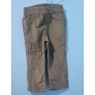 Boys Pants Brown, Toddler or Kids Pants Carters Brand
