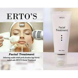 ERTO`S Facial Treatment