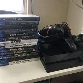 PS4 Bundle for Sale