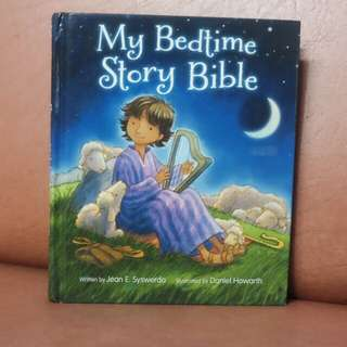 Children's Story Bible Children's Bible Illustrated Book
