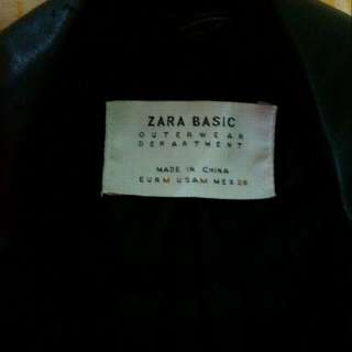 Black Jacket @Zara