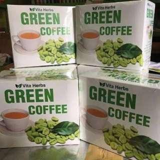 AUTHENTIC VITA HERBS GREEN COFFEE