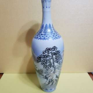 Antique Pocelain vase