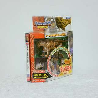 Transformer Beast Wars w/Dvd (Cheetor)