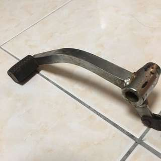 Vespa break pedal second