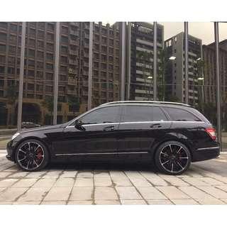 [中古] ㊣AMG 前6後4煞車組 紅色, Benz專用/brembo代工㊣ 買到賺到~ 僅此一組