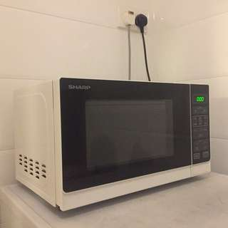 聲寶 Sharp R-230Z 輕觸式微波爐 (20公升) Microwave