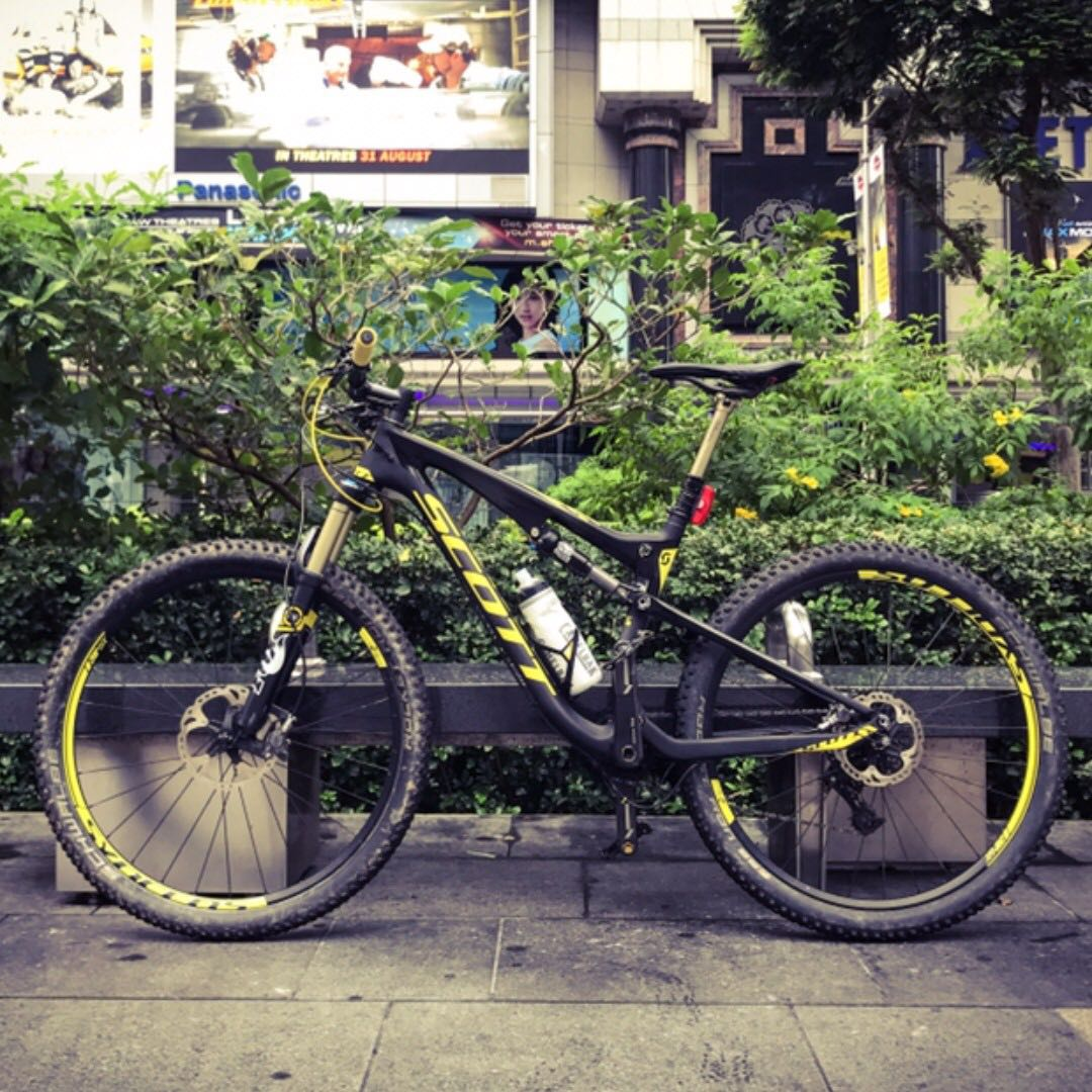 c85ac856477 2015 Scott Spark 700 RC - Medium Size, Bicycles & PMDs, Bicycles on  Carousell