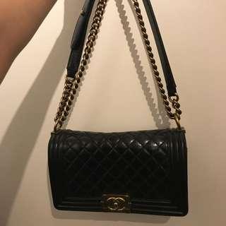 Boy Chanel Chain bag