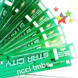 Star City Ticket