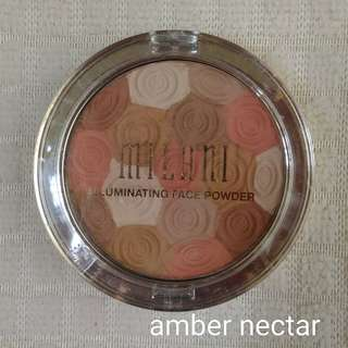 Milani Illuminating Face Powder - Bronzer, Highlighter, Blush