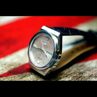 Seiko 精工5號 機械自動錶