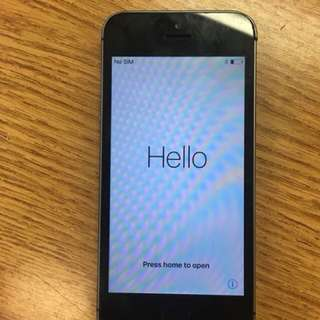iPhone 5s 8/10 Condition