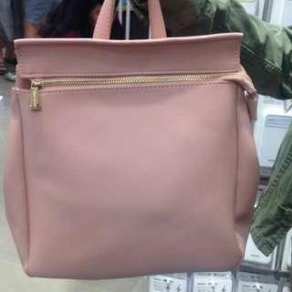 Miniso Pink Bagpack