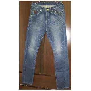 【二手特惠】EDWIN E-FUNCTION 牛仔褲