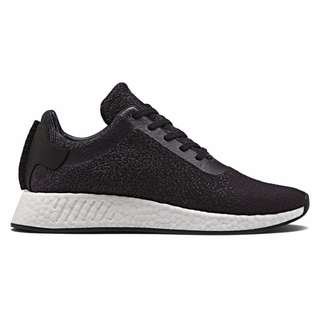 69f3259a07c Authentic ADIDAS ORIGINALS BY WINGS+HORNS NMD R2 PRIMEKNIT CORE BLACK UTILITY  BLACK