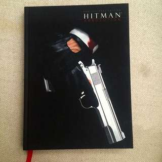 Hitman Absolution Game BOOK