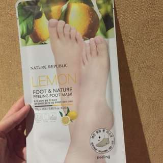 Natire Republic Foot Masker
