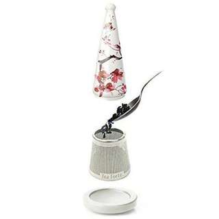 Tea Forte Luci Loose Tea Infuser - Cherry Blossom