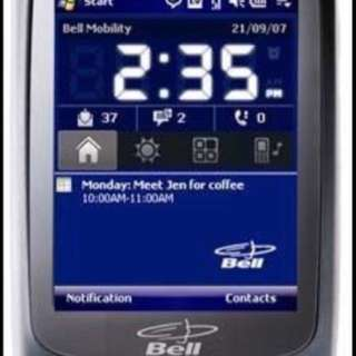HTC Touch cell phone/mobile phone