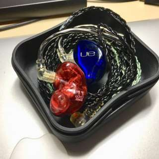 Ultimate Ears IEM. UE 18 pro In ear monitor
