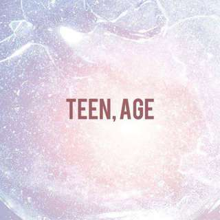 SEVENTEEN 2nd Full Length Album TEEN,AGE