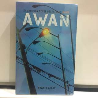Fixi - Awan (New book still in wrap)