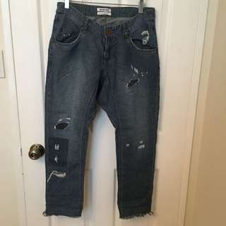 One X Oneteaspoon Low Waist Jeans 28