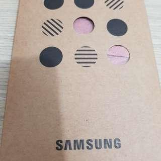 🚚 SAMSUNG原廠線材收納袋
