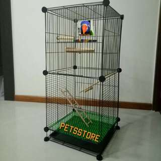 D.I.Y. Magic pcs Cage