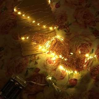 Typo- 10 metres Fairy lights