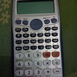 Scientific Calculator fx-991es plus