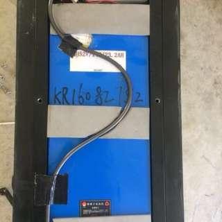 Dualtron exs battery