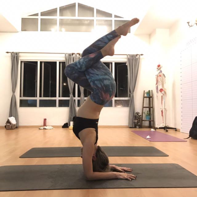 空中瑜伽,瑜伽班