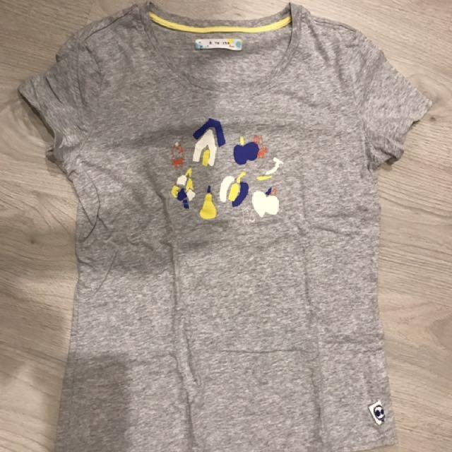 a la sha短袖T恤-M