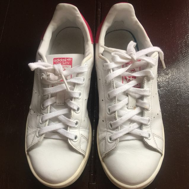 Adidas stan smith dimensioni noi 4 uk, preloved di moda femminile, le scarpe