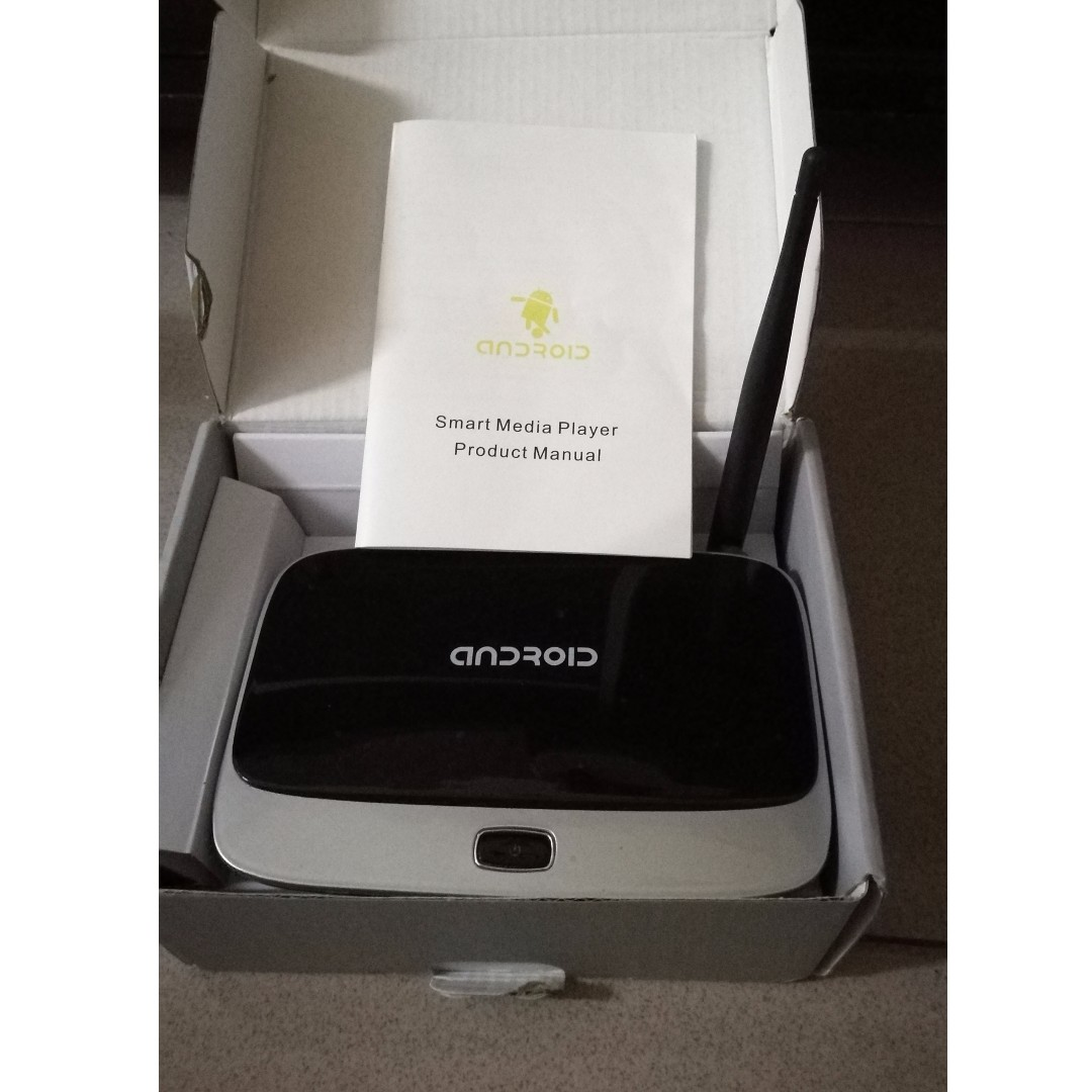 Android TV Box CS 918
