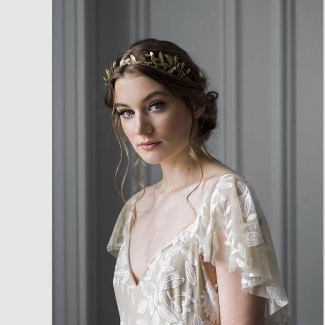 Anna Marguerite head piece