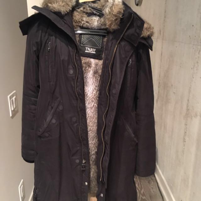 Aritzia Chamonix Parka Coat Size XS