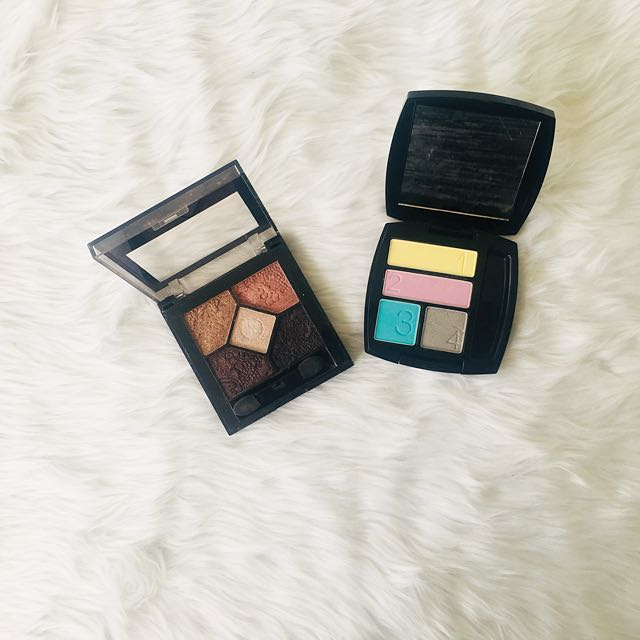 Authentic eyeshadows! From EB and Avon