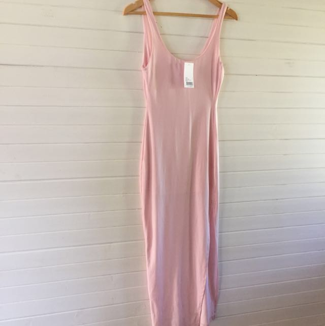 Baby Pink Kookai Dress Size 2