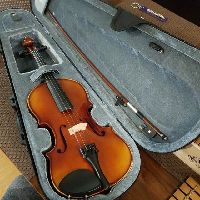 Bachendorff Violin 2