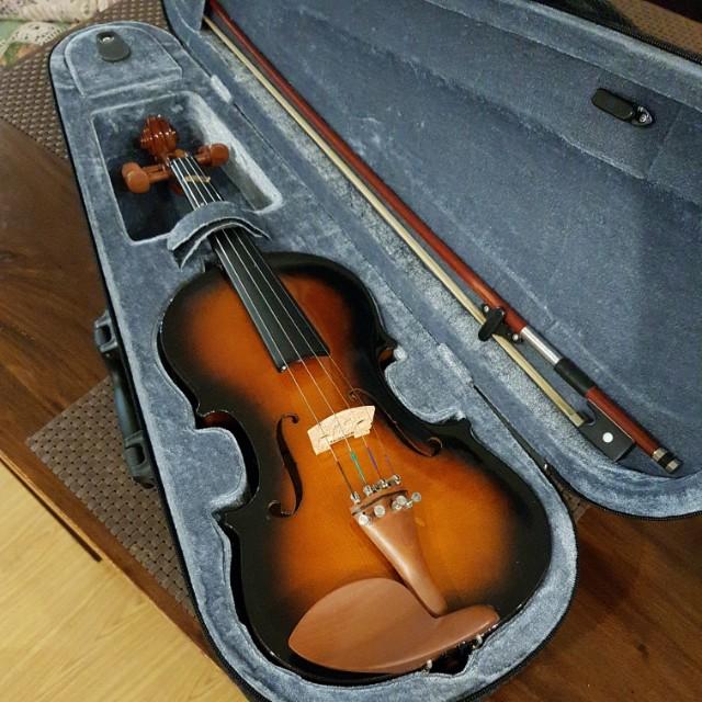 Bachendorff Violin 1