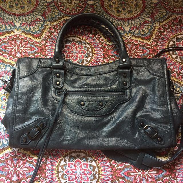 Balenciaga-inspired Bag