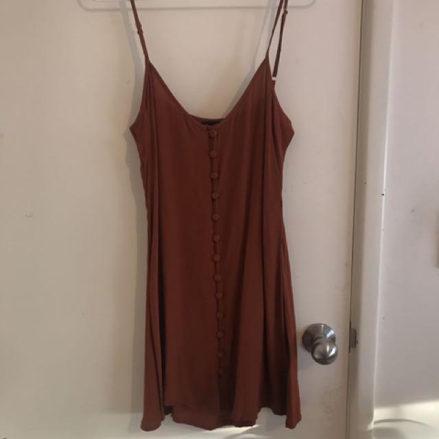 Bamboo Blonde Dress
