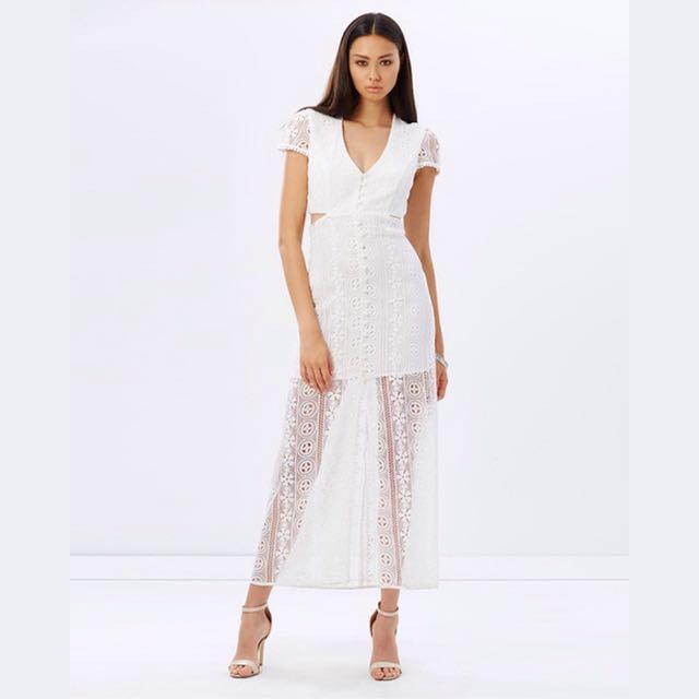 Bardot Daisy Lace Dress