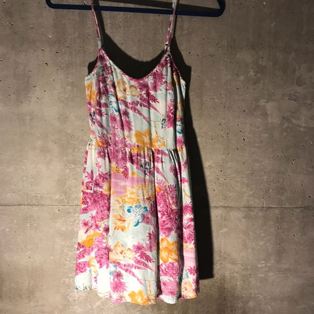 Billabong Sun Dress Size Small