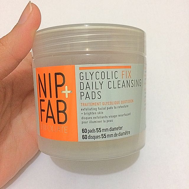 Nip Fab - Glycolic Daily Cleasing Pads