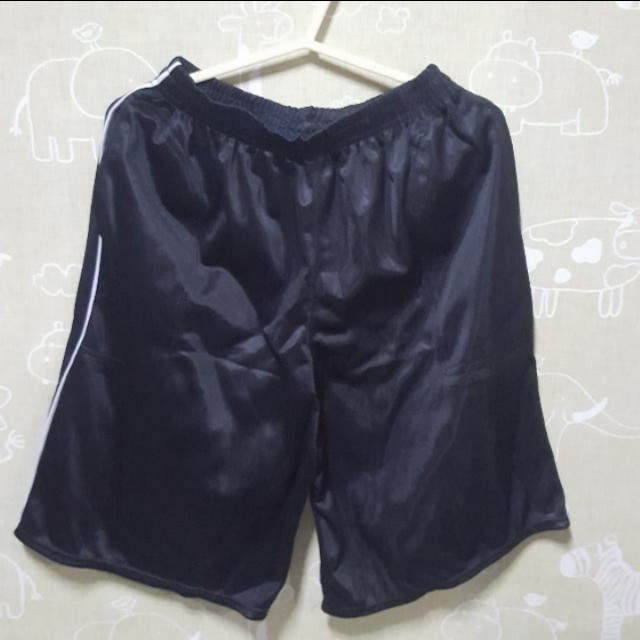Black Basketball Shorts (New)